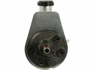 For 1988-1989 GMC C3500 Power Steering Pump Cardone 71132RR