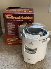 New listing Welbilt The Bread Machine Abm-100-3 Bread Maker Brand New Never Used