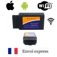 ELM327 WIFI - Interface diagnostique véhicule / PC -Android -Iphone OBD OBD2 II