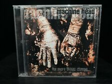 New listing Machine Head - The More Things Change... (CD, 1997)