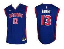 Detroit Pistons NBA Trikot Adidas 2014 Luigi Datome 13