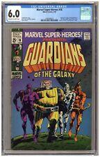 Marvel Super-Heroes 18 (CGC 6.0) Origin/1st app. Guardians of the Galaxy (j#6759