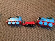 THOMAS THE TANK ENGINES AND FRIENDS BY  TOMY  AND MATTEL X3