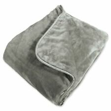 Brookstone Weighted Blanket in Grey