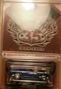 Hot Wheels 2003 35th Anniversary 3rd Collectors Nationals - Rodger Dodger