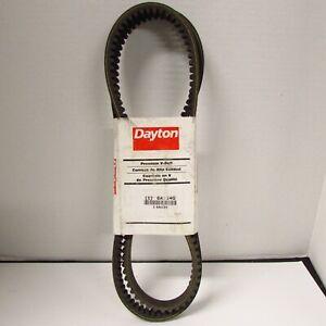 "Dayton Premium Cogged V-Belt 6A134G (BX75) Outside Length 78"" NOS"