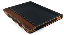 New Soft Leather Folio Wallet Smart Case Sleep Wake Stand For Apple iPad Air