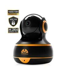 MORVELLI Full HD 1080p WiFi Home Security Camera Pan/Tilt/Zoom - CAM IP FHD22