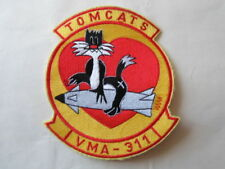 PATCH US NAVY Marine Attack Squadron 311 VMA-311 MARINE CORPS PILOTE AERONAVALE