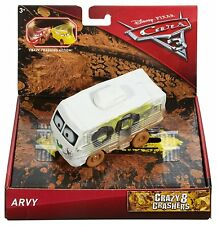 Disney Pixar Cars 3 Crazy 8 Crashers Oversized Vehicle - Arvy