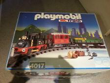 playmobil nostalgie Zug 4017