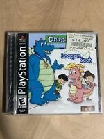 Playstation 1 Dragon Tales Dragon Seek Video Game