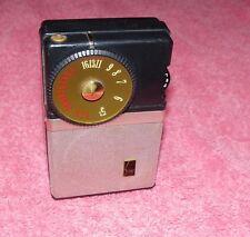 Vintage Sony TR-63 Shirt Pocket Transistor Radio