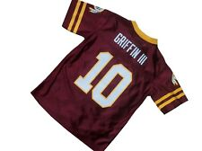 New Infant NFL Washington Redskin Robert Griffin III RGIII RG3 Football Jersey