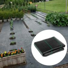 8m x 1.5m Heavy Duty Weed Control Ground Cover Fabric Membrane Cover Sheet