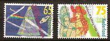 Nederland - 1988 - NVPH 1406-07 - Gebruikt - LC655