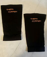 Thera 88% COPPER (1 Set) Compression KNEE Support Brace PAIN RELIEF