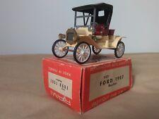 Antigua miniatura Rami JMK #15 Ford T Roadster 1907  R.a.m.i. 1:43 J.M.K.