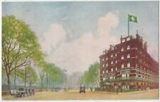 De Vere Hotel Kensington, London Advert Postcard B796