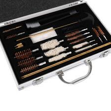 Universal Gun Cleaning Kit Brass Wire Brush Mop for Pistol Barrel Cleaner 26Pcs