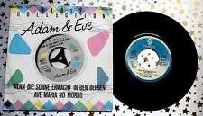 ADAM & EVE - Wenn die Sonne erwacht * OLDIESERIE * TOP SINGLE (M-:))