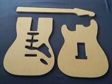 Dima Template Chitarra Strato Stratocaster Style