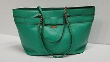 Kate Spade Hancock Park Maryanne Leather bow Shopper Tote Bag