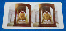 Independence Hall Liberty Bell Philadelphia Pa Stereoview Card