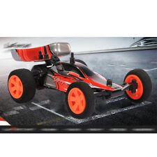 1/32 2.4G USB Rechargeable Mini RC Racing Car Toy W/Remote Control Kid Gift Red