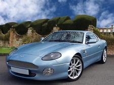 Aston Martin DB7 5.9 Vantage 2dr Coupe, RARE MANUAL MODEL