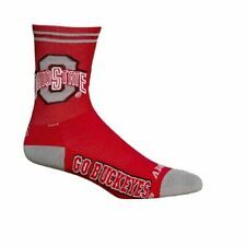 "Ohio State University crew length-5"" Multi Purpose Cycling  Socks"
