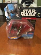 Star Wars Die Cast Hot Wheels First Order TIE Fighter Package
