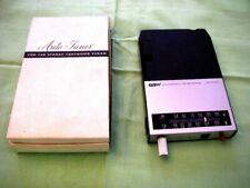 Rare Vintage Gw Electronics Car Truck Stereo 8 Track Cartridge Auto Tuner Am Fm