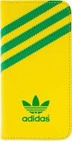 Adidas Original Booklet Case for iPhone 5/5s - Yellow/Green