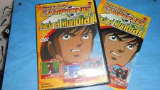 DVD OLIVER Y BENJI  DVD 15 CAMPEONES HACIA EL MUNDIAL