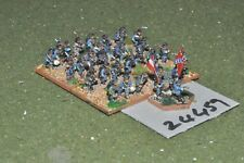 10mm Acw / confederate - regiment - inf (24459)