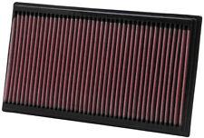 K & n Filtro De Aire Para Jaguar S-type 4.2 2.7 V6 V8 02-08 33-2273