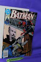 DC Batman 446 April 1990 Vintage Comic Book
