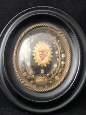 Reliquaire Coeur de Marie Sainte Clémentine Antique Reliquary Relics 19th