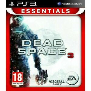 * PLAYSTATION 3 NEW SEALED ESSENTIALS GAME * DEAD SPACE 3 * PS3 *