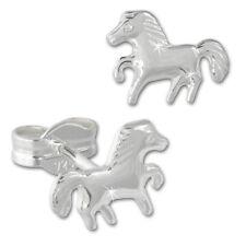 Children Earring Horse 925er Sterling Silver Children Jewellery Tw SDO592J