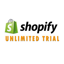 Shopify Unlimited Free Trial No credit card needed for account
