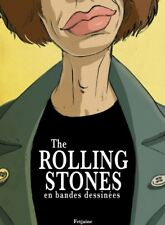 THE ROLLING STONES DE DARTFORD A SATISFACTION 54 PAGES ETAT NEUF ANNEE 2012