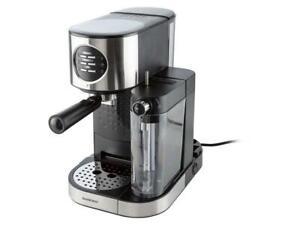Espressomaschine 1470 W 1,2 l Wassertank SILVERCREST B-Ware Vorführer