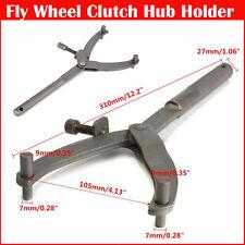 Fly Wheel Clutch Hub Holder Rotor Sprocket Spanner Wrench Motorcycle Repair Tool