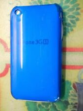 Blue Glossy Mobile Phone Cases & Covers for iPhone 3G