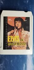 8 track tape  - Elvis in Hollywood - tested