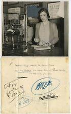 More details for gb 1941 post office fraud official press photo dora ballard postmistress