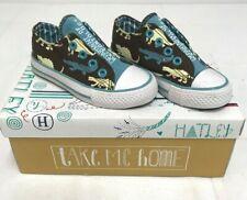 Hatley Department of Paleontology Canvas Shoes