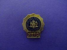 NYPD Detective mini badge - NYPD PBA - NYC Police Detective mini shield - NYC